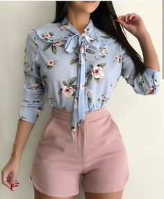 ✔ Office Outfits Women Videos Young Professional Source by women Office Dresses Stylish Summer Outfits, Cute Casual Outfits, Short Outfits, Stylish Outfits, Spring Outfits, Office Outfits Women, Business Casual Outfits, Teenager Outfits, Girl Outfits
