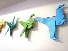 http://www.origami-instructions.com/origami-dinosaur.html
