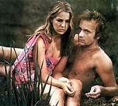 Luke and Laura on the Island Saunas, Best Love Stories, Love Story, Tango, Tony Geary, Laura Spencer, Genie Francis, Luke And Laura, Hospital Photos
