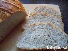 Kovászos burgonyás fehér kenyér | Betty hobbi konyhája Hobbit, Bakery, Bread, Food, Meal, Bakery Shops, Essen, Hoods, Breads
