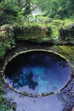 korrigan-sidhe:  witchyroses:  dirrtyflowerchild:  mookau:  This is definitely a portal to another world  no questions..^  Oh faery pools *wistful sigh*  i will never not reblog this picture, just let that be known. i feel more at home looking at it than not.