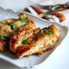 Poitrines de poulet toutes simples @ http://qc.allrecipes.ca