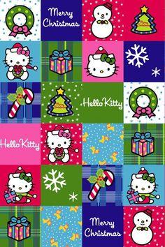 Hello Kitty Xmas