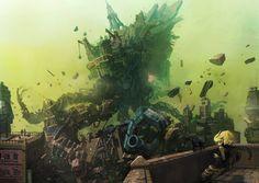 Descubre las últimas imágenes del juego Gravity Rush 2 sobre PS4. Las 65 fotos del videojuego Gravity Rush 2 en 3Djuegos