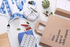 Seis Chiles — Mexican Cuisine. on Behance
