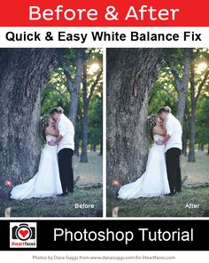 Quick and Easy White Balance Correction Tips