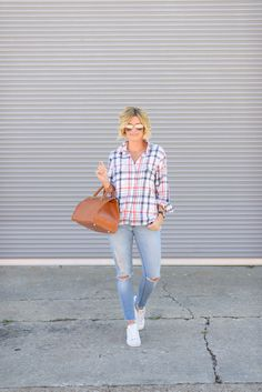The Casual Plaid