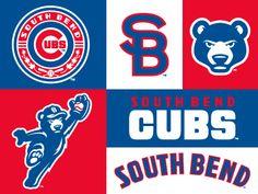 South Bend Cubs by Studio Simon