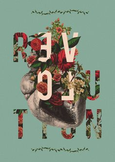 Lettering Posters By Ricardo. (Betype) getawayguts: Lettering Posters By Ricardo Garcia getawayguts. /ricardogarciagetawayguts: Lettering Posters By Ricardo Garcia getawayguts. Graphic Design Posters, Graphic Design Illustration, Graphic Art, Floral Posters, Poster Designs, Digital Illustration, Typography Inspiration, Graphic Design Inspiration, Typography Design