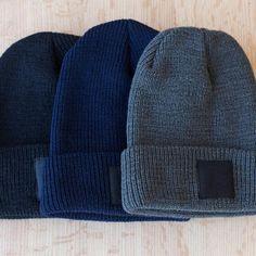Black Square Cap
