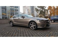 Mercedes-Benz CLS 350 CDI DPF BlueEFFICIENCY