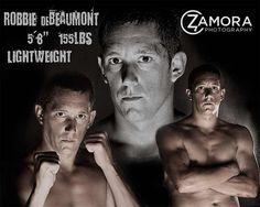 Fight Promo Card
