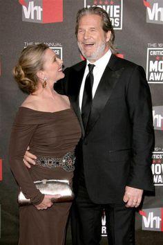 Jeff Bridges & his wife and 3 daughters | T ~The Bridges ...