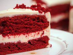 ro reteta-zilei tort-red-velvet-reteta-originala index. Velvet Cake, Red Velvet, Breakfast Dessert, Breakfast Ideas, Food Cakes, Healthy Desserts, Hot Chocolate, Vanilla Cake, Cake Recipes