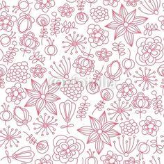 floral vetor rosa - Pesquisa Google