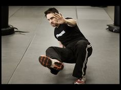 Get up off the ground! Self Defense Training w/ AJ Draven of Krav Maga Worldwide - YouTube