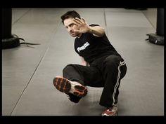 Get up off the ground! Self Defense Training w/ AJ Draven of Krav Maga Worldwide - YouTube