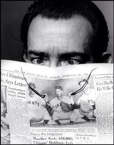 Salvador Dali, 1954. Photo: Philippe Halsman