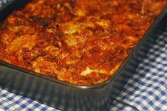 LILLIANs MATBLOGG: Fantastisk lasagne
