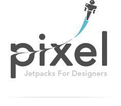 Pixel Pixel Pixel // Jetpacks for Designers  good website for free fonts