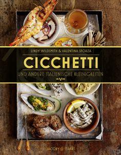 Cicchetti – was ist das denn? Eine neue Pastasorte? Mini-Kichererbsen? Falsch geraten. Cicchetti werden die kleinen Köstlichkeiten genannt, die in venezianischen Bars und Restaurants in großer Ausw…