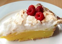 Vickys Lemon Meringue Pie Recipe -  Are you ready to cook? Let's try to make Vickys Lemon Meringue Pie in your home!