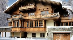 CHALET EUGENIA KLOSTERS