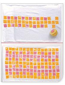 make potato stamps