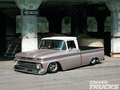 1962 Chevrolet C10 Pickup - Classic Trucks Magazine