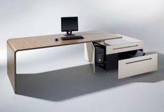 42 ausgefallene Schreibtische für Ihr Büro - schreibtisch bürotisch ergonomisch funktional sachlich design