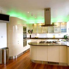 118 best LED Lighting for Kitchens images on Pinterest | Interior ...