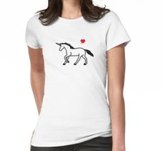 'Unicorn Love' T-Shirt by power-of-love My T Shirt, V Neck T Shirt, Tee Shirts, Thing 1, Gilmore Girls, Best Teacher, Long Hoodie, Laptop Sleeves, Chiffon Tops