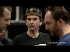 David Tennant Interview about Shakespeare's Richard II (2014)