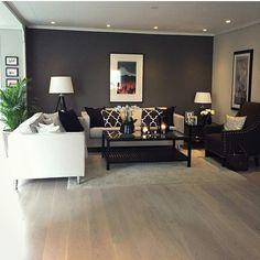 Condo Living Room, Beige Living Rooms, Living Room Color Schemes, Living Room Colors, Living Room Modern, Home And Living, Living Room Designs, Living Room Decor, Home Design Decor