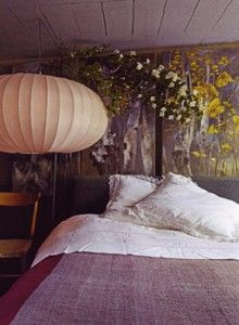≔ Claire Basler (French, born ≕ artist's home Purple Interior, Interior And Exterior, Interior Design Curtains, Floor Texture, Soothing Colors, World Of Interiors, Bedroom Styles, Beautiful Space, Interior Design Inspiration
