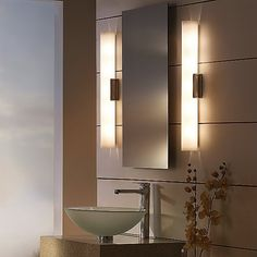 Bathroom Mirror With Silver Frame   Hangs Vertically Or Horizontally Modern Bathroom  Bathroom Vanity Bathroom Lighting Mirror Frame Diy Round Bathroom ...