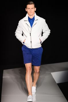 Joseph Abboud Spring/Summer 2013 | New York Fashion Week - Best thing from the collection!