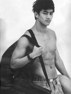 2PM Taecyeon... just this pic.