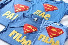 camisetas personalizadas super herois 2