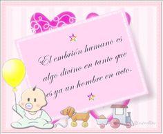 DERECHO A VIVIR Y SER AMADO: ♥ Tarjetas pro vida