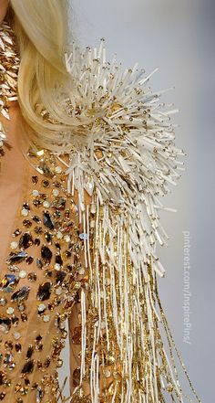 Couture Fall 2012 - Alexandre Vauthier (Details)