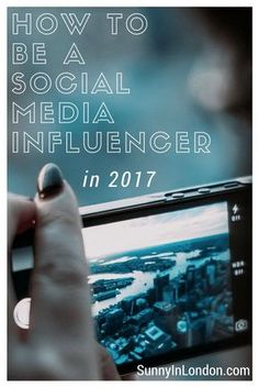 How to Be a Social Media Influencer in 2017. If you're ready as a blogger, vlogger or YouTuber to accomplish more, this guide for how to be a social media influencer and complete gear list is a must read.
