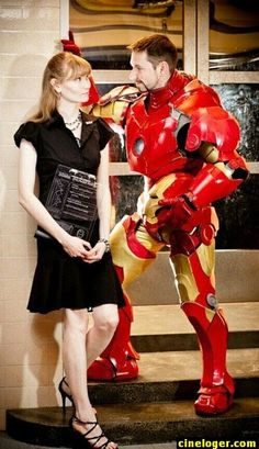Cosplay Pictures of today for Cinema Lovers - Page 3 of 12 - Cineloger Iron Man Cosplay, Epic Cosplay, Amazing Cosplay, Cosplay Costumes, Cosplay Ideas, Anime Cosplay, Costume Ideas, Couples Cosplay, Cool Halloween Costumes