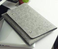 Felt 13 Macbook Pro Retina sleeve Macbook Air case by feltk, $26.00