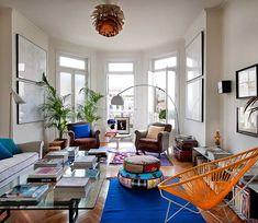 Só para as meninas: apartamento Boêmio Chic em Madri