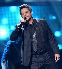 Alejandro Sanz en los premios Grammy