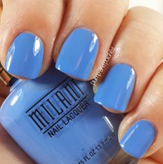 Plump and Polished: Milani - Power Periwinkle