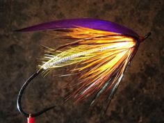 Steelhead Sunset (Veverka) - Spey Pages