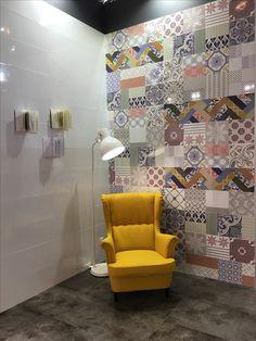 New ceramic tile novelties!