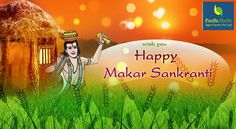 Wish you and your family Happy Makar Sankranti. May this festival bring in the promise of good harvest and happiness!